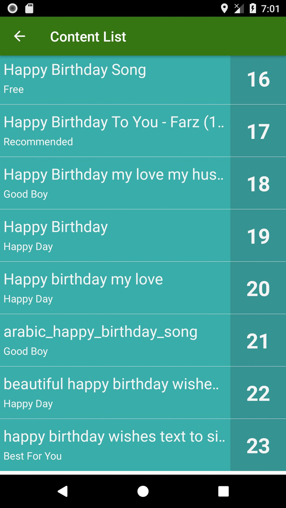 New Tamil Happy Birthday Songs Offline 2018 for Android