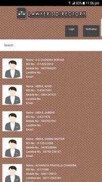 Odisha Lawyers Directory Trial poster