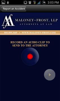 Maloney-Frost, LLP apk screenshot