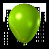 The Green Balloon icon