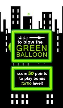 The Green Balloon poster