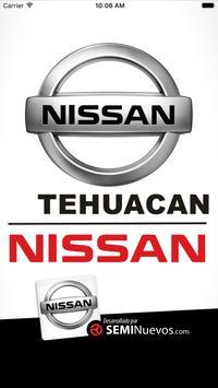 Nissan Tehuacán poster