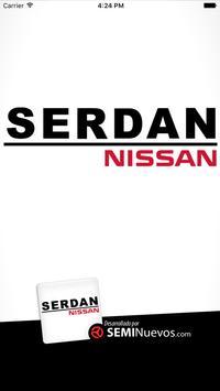 Nissan Serdán poster