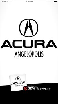 Acura Angelópolis poster