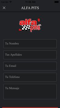 Alfa Pits apk screenshot