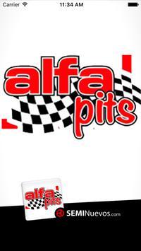 Alfa Pits poster