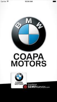 BMW COAPA poster