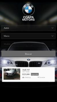 BMW COAPA screenshot 1