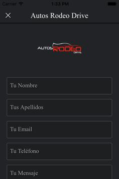 AUTOS EL RODEO DRIVE screenshot 4