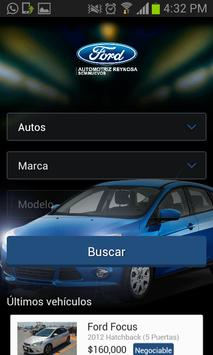 Ford Reynosa Seminuevos screenshot 1