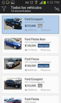 Ford Reynosa Seminuevos screenshot 2