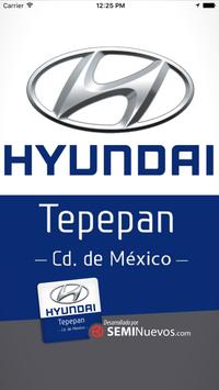 Hyundai Tepepan Seminuevos poster