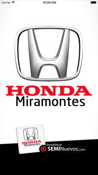 Seminuevos Honda Miramontes poster