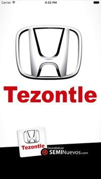 Honda Tezontle poster