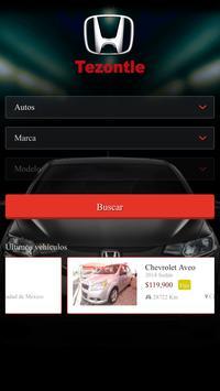 Honda Tezontle screenshot 1