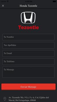 Honda Tezontle apk screenshot
