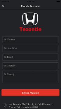 Honda Tezontle screenshot 4