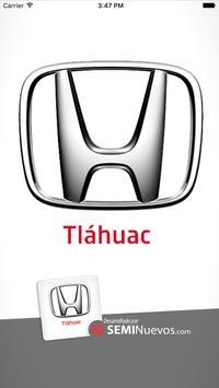 Honda Tláhuac poster
