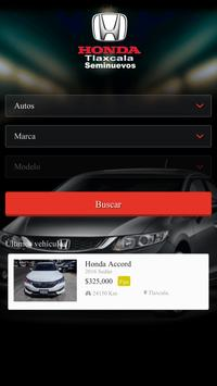Honda Tlaxcala Seminuevos apk screenshot