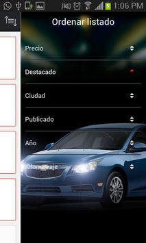 Seminuevos Chevrolet screenshot 4