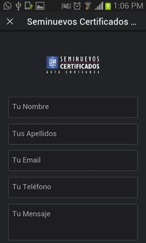 Seminuevos Chevrolet screenshot 6