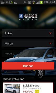 Seminuevos Chevrolet screenshot 1