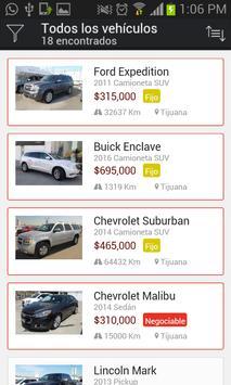 Seminuevos Chevrolet screenshot 3
