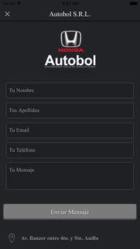 Honda Autobol Seminuevos screenshot 3
