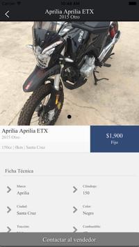Aprilia Bolivia screenshot 3