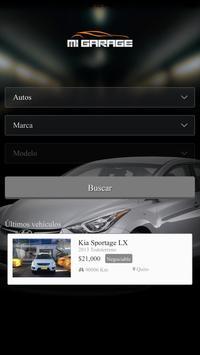 Mi Garage screenshot 1