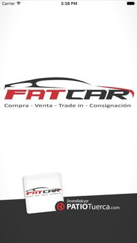 Fat Car Panama poster