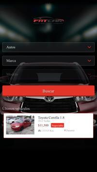 Fat Car Panama screenshot 1