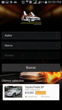 Autotrader Panamá screenshot 1