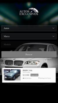 Autos Exclusivos screenshot 1