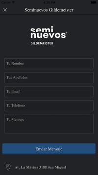 Seminuevos Gildemeister apk screenshot