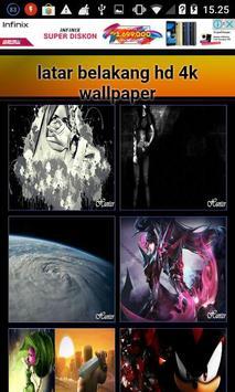Latar Belakang HD 4K Wallpaper poster