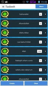 Tasbeeh apk screenshot