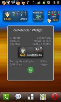 4 Schermata JuiceDefender