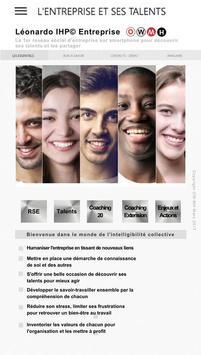 Léonardo IHP© RSE Talents FV poster