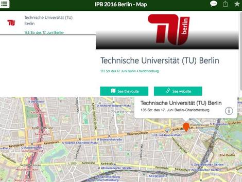 IPB WC 2016 Berlin apk screenshot