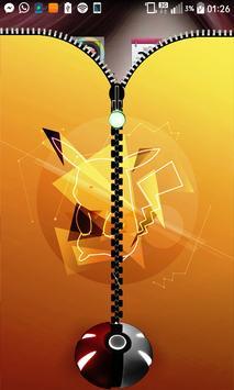 Great ball Zipper Screen Lock poster