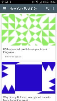 Latest world news apk screenshot
