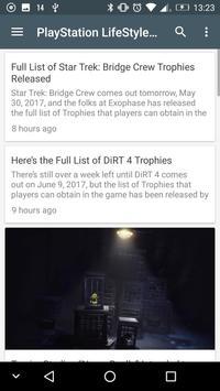 Latest PSN news screenshot 2