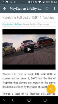 Latest PSN news screenshot 3