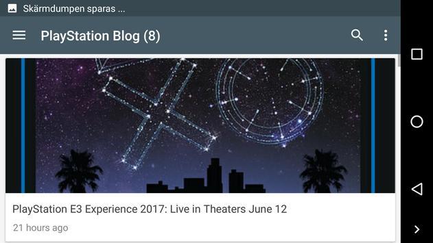 Latest PSN news screenshot 7