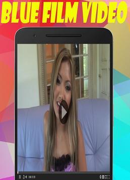 XXX Video Player Blue Film Video screenshot 2