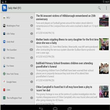 Latest News apk screenshot