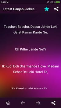 Punjabi Jokes 2018 screenshot 2