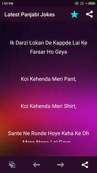 Punjabi Jokes 2018 screenshot 3