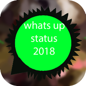 Latest new whats status 2018 icon